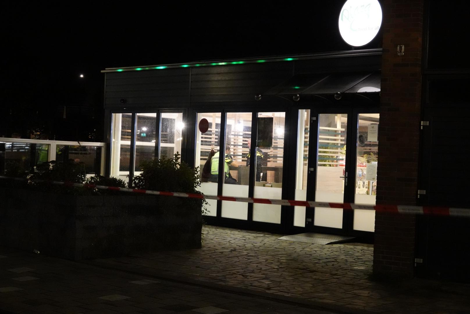 Gewapende overval op snackbar in Heerhugowaard