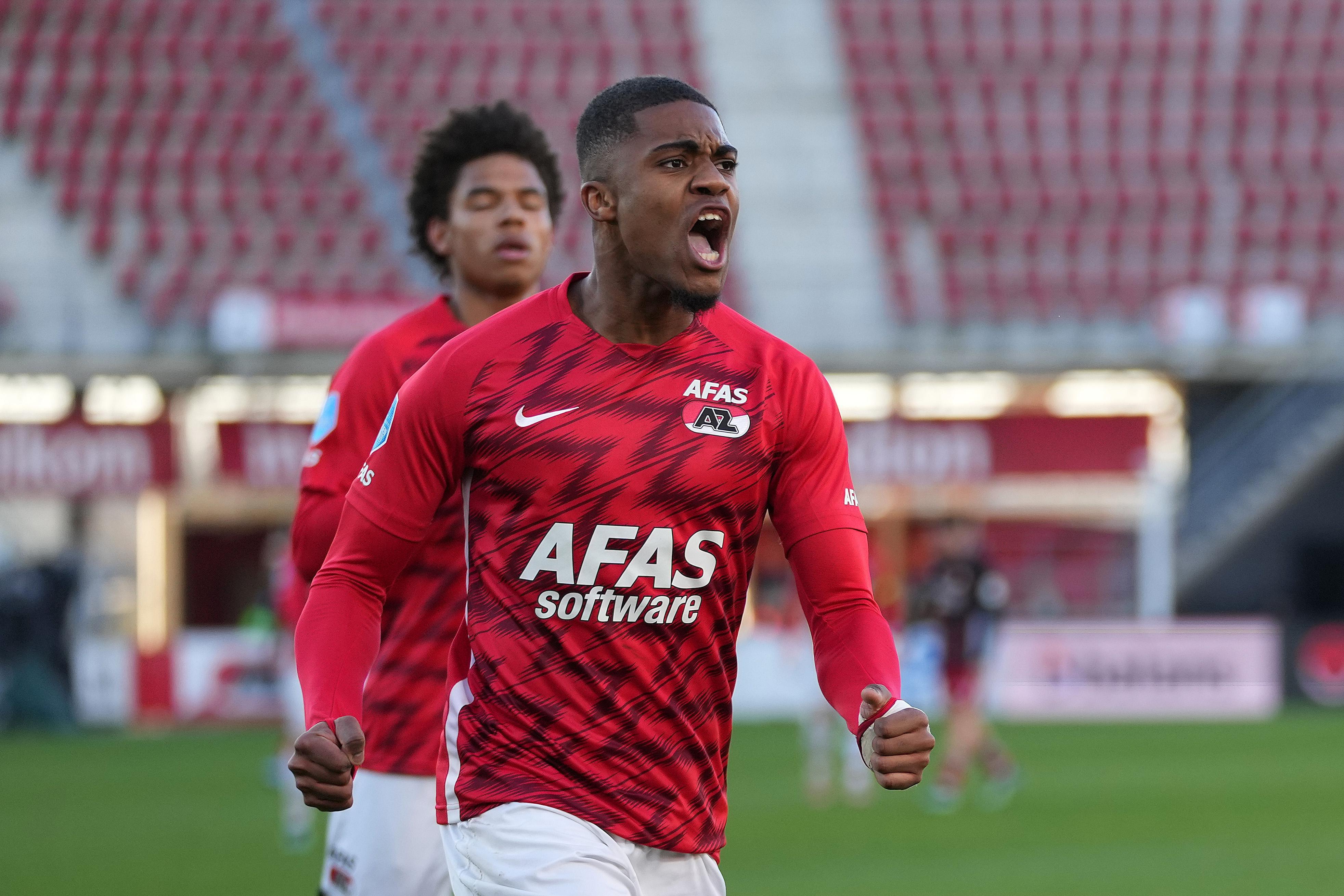 AZ geeft Feyenoord draai om de oren – Myron Boadu steelt de show met drie doelpunten [video]