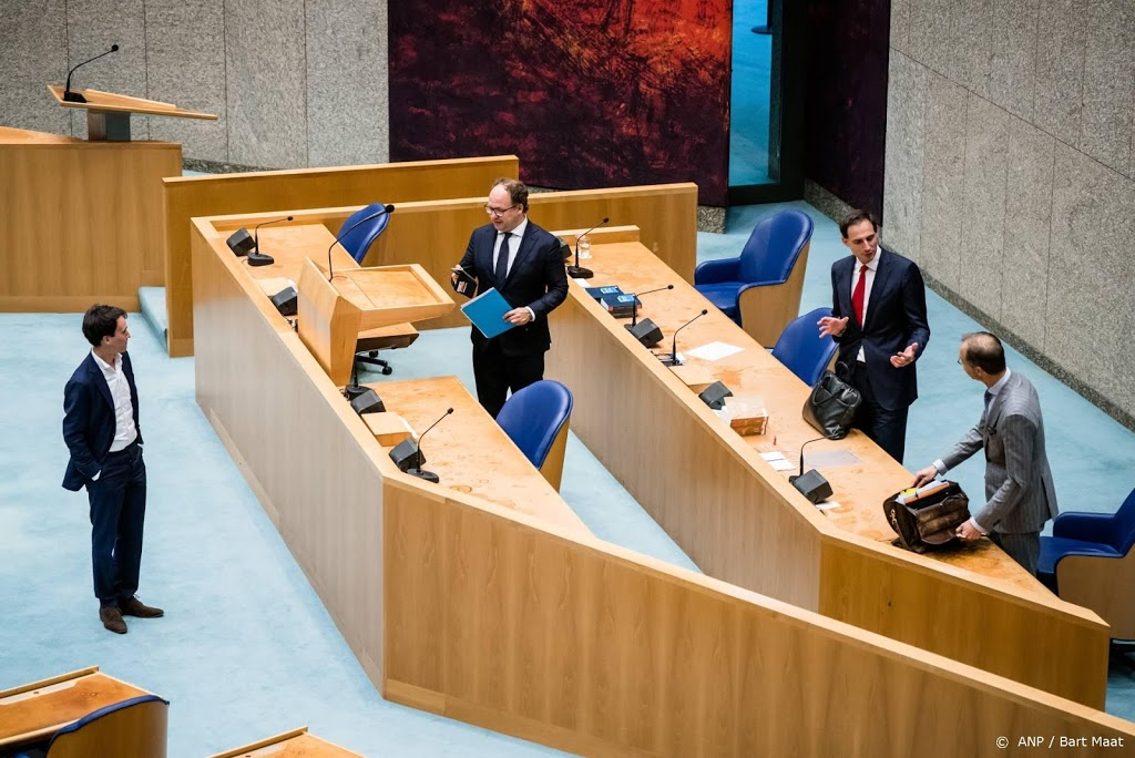 Vrijwel volledige Kamer stemt voor derde steunpakket