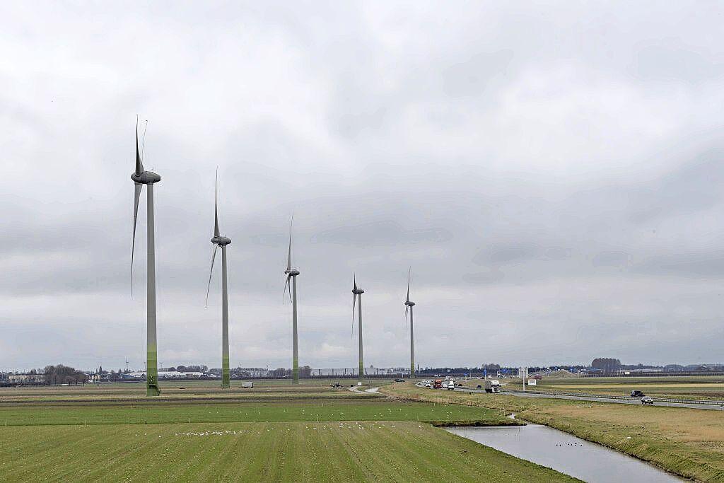 Plan windmolens stuit direct op fel verzet in Westwoud: 'Hij bouwt ze maar in Wieringerwerf'
