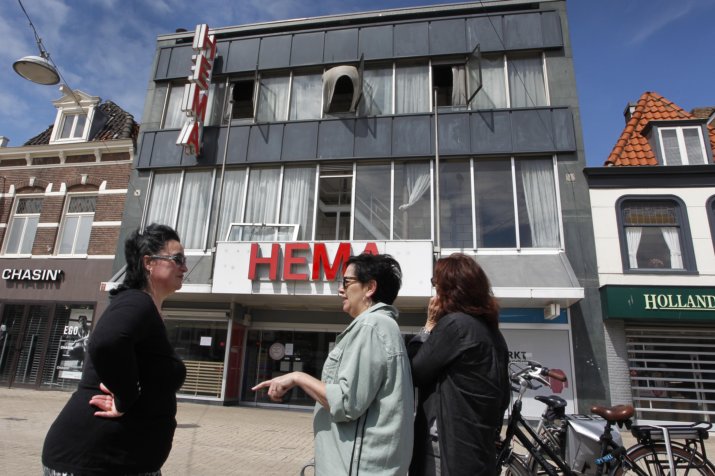 Berechting Zaandamse 'brandstichter' Hema Beverwijk nog niet ten einde