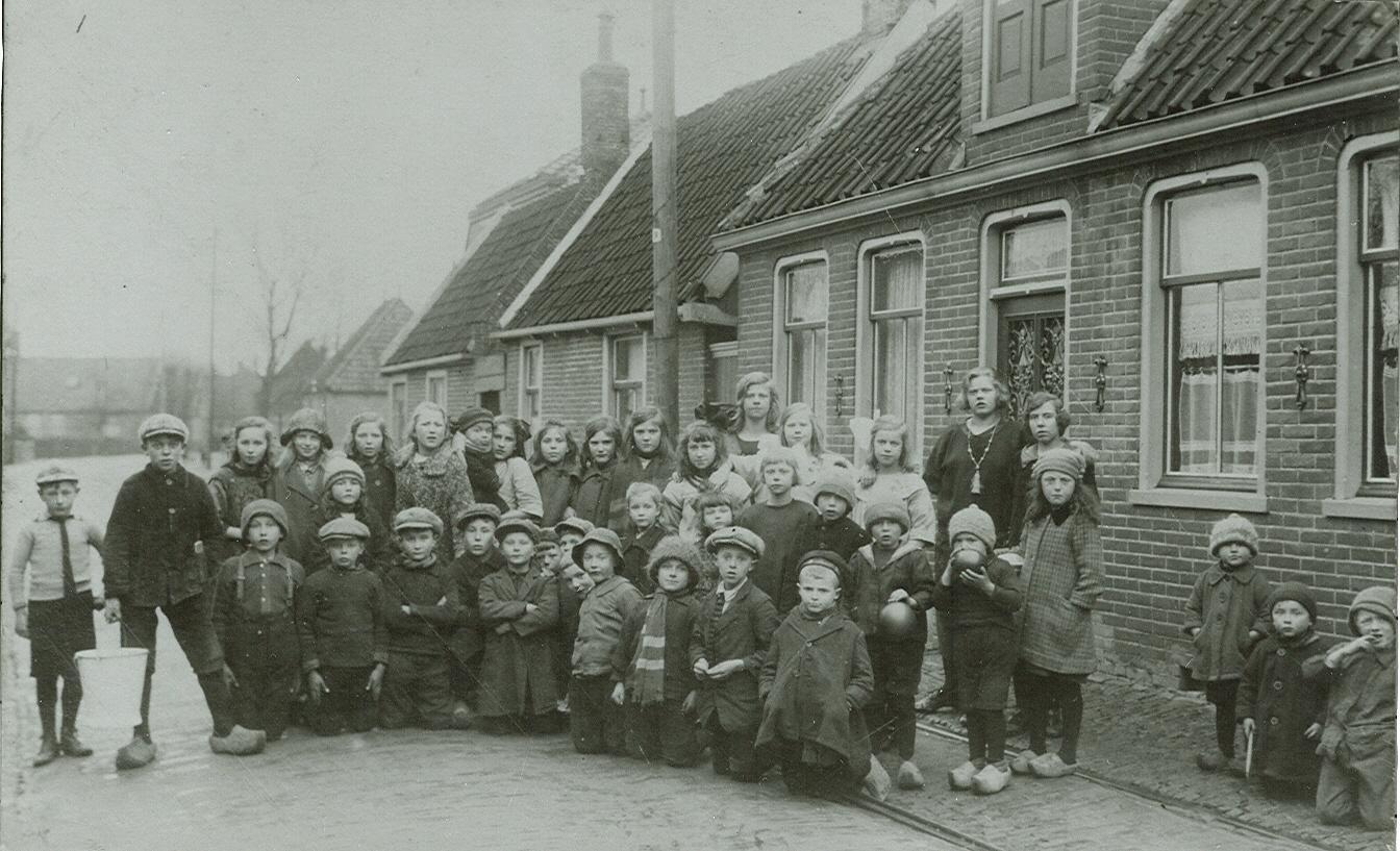 Hoe de' Spaansche griep' West-Friesland in 1918 in zijn greep houdt