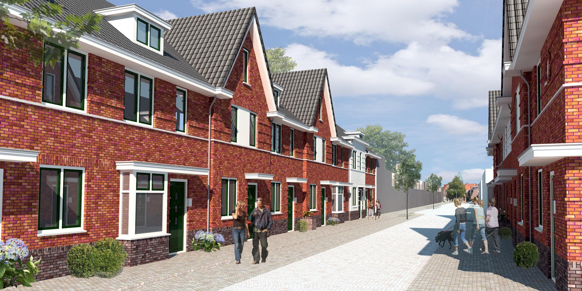 Hoorne Vastgoed, een van de grootste huizenbouwers in Haarlem, krijgt een nieuwe directeur