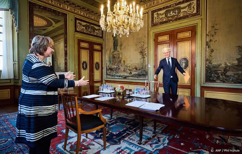 Wilders voorspelt kabinet-Rutte IV