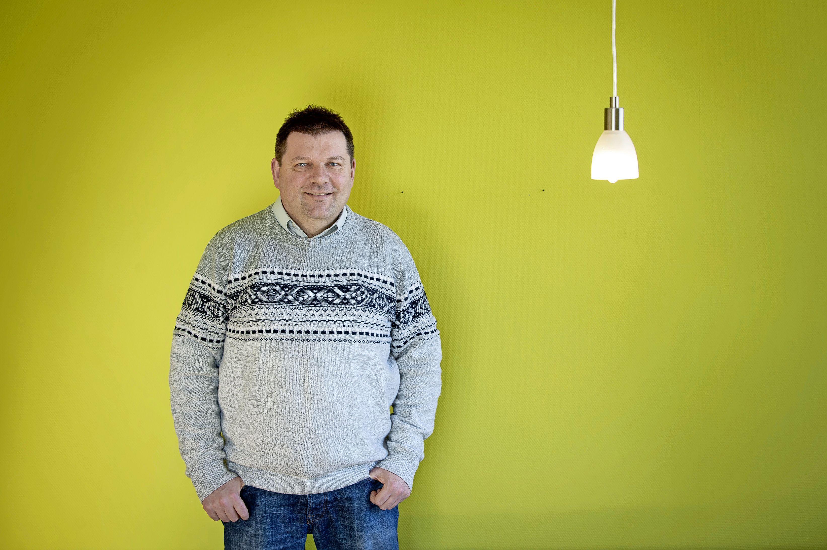 Roeland Paardekooper begon twintig jaar geleden EXARC en emigreert over een maand naar Denemarken: 'Wel zo handig dat ik Deens spreek'