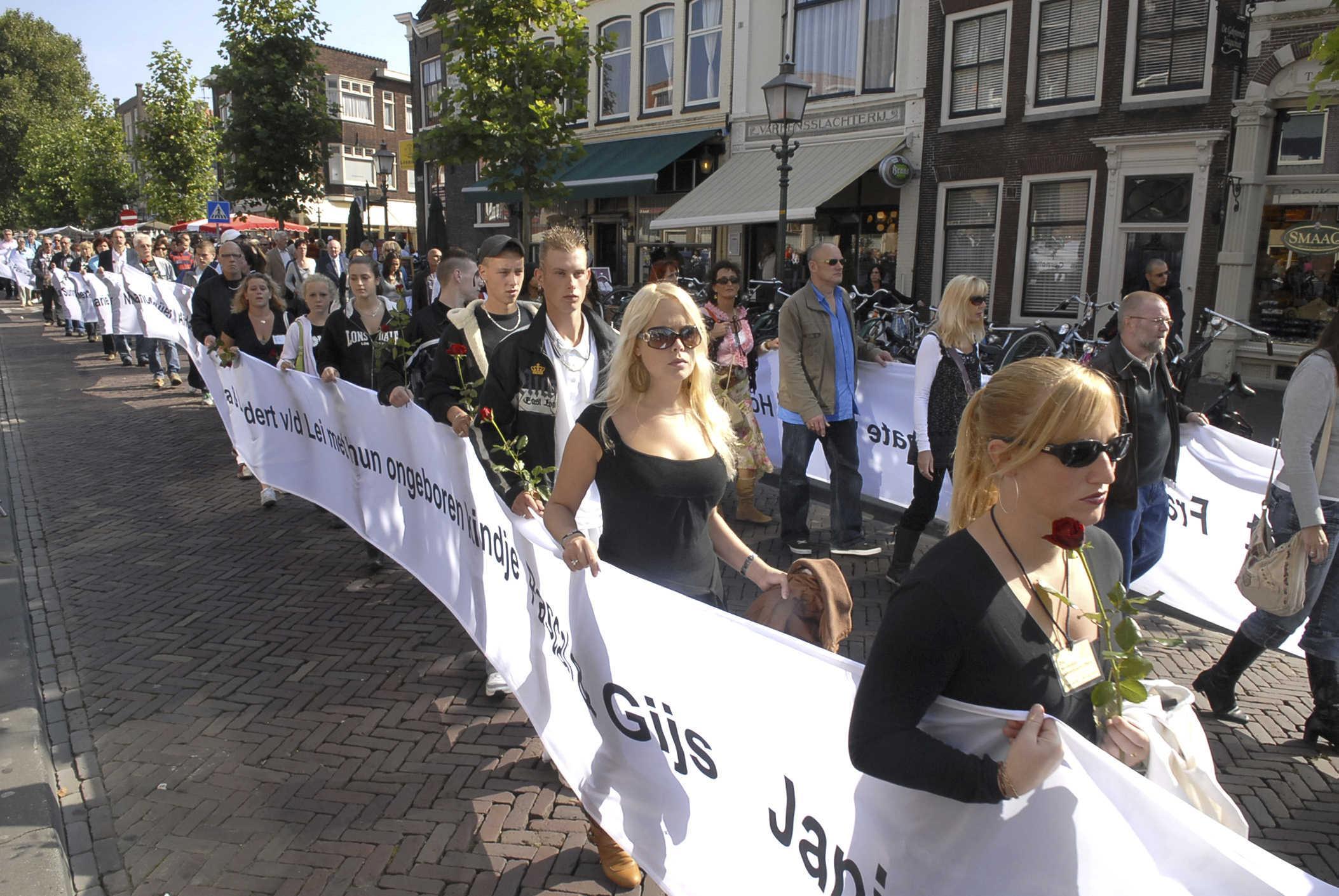 Herdenkingsdag geweldslachtoffers dit jaar in Den Helder; oud-Nieuwedieper Jack Keijzer verloor zijn twee zonen. 'We hebben levenslang'