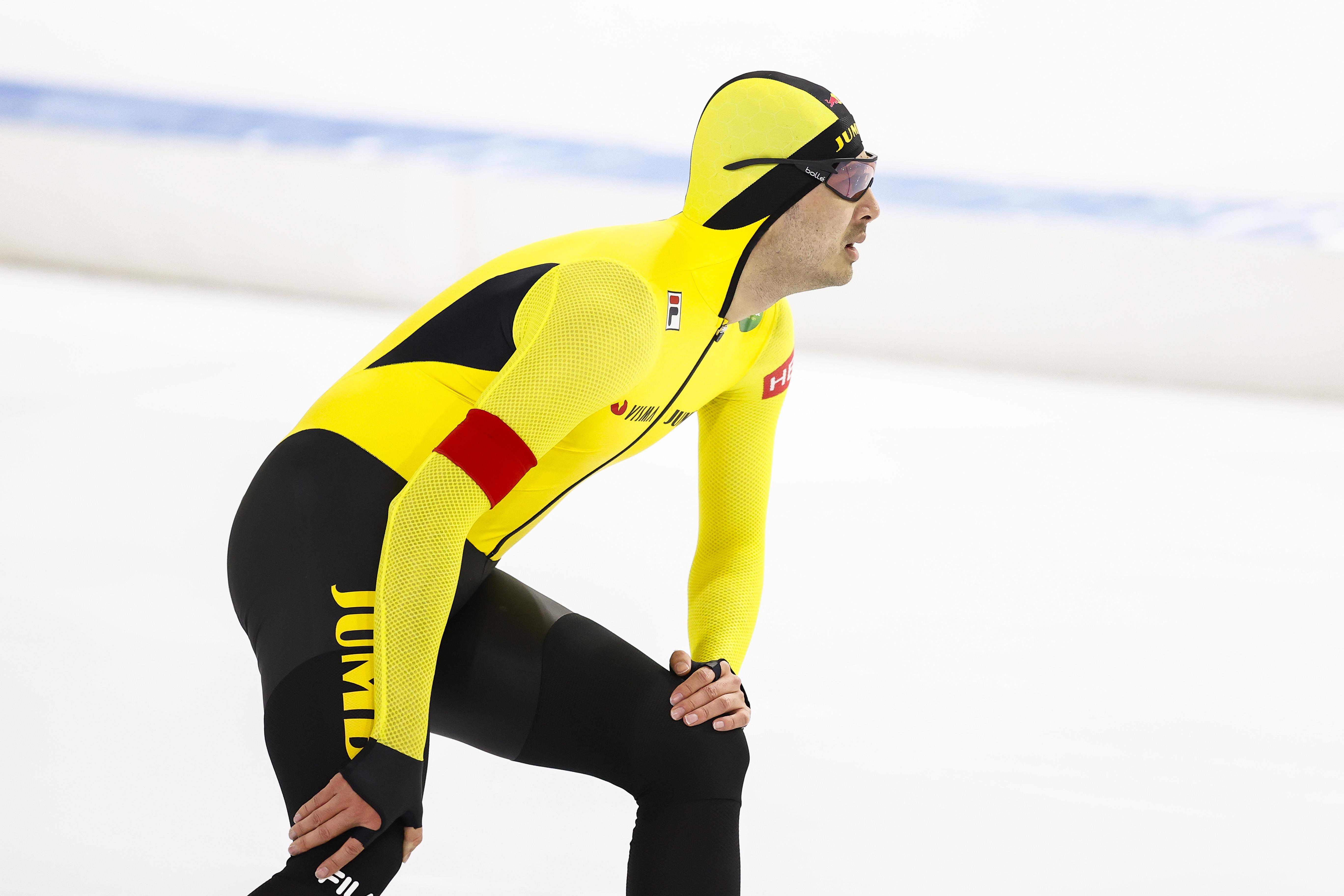 Kai Verbij pakt WK-ticket 1000 meter, Kjeld Nuis grijpt mis