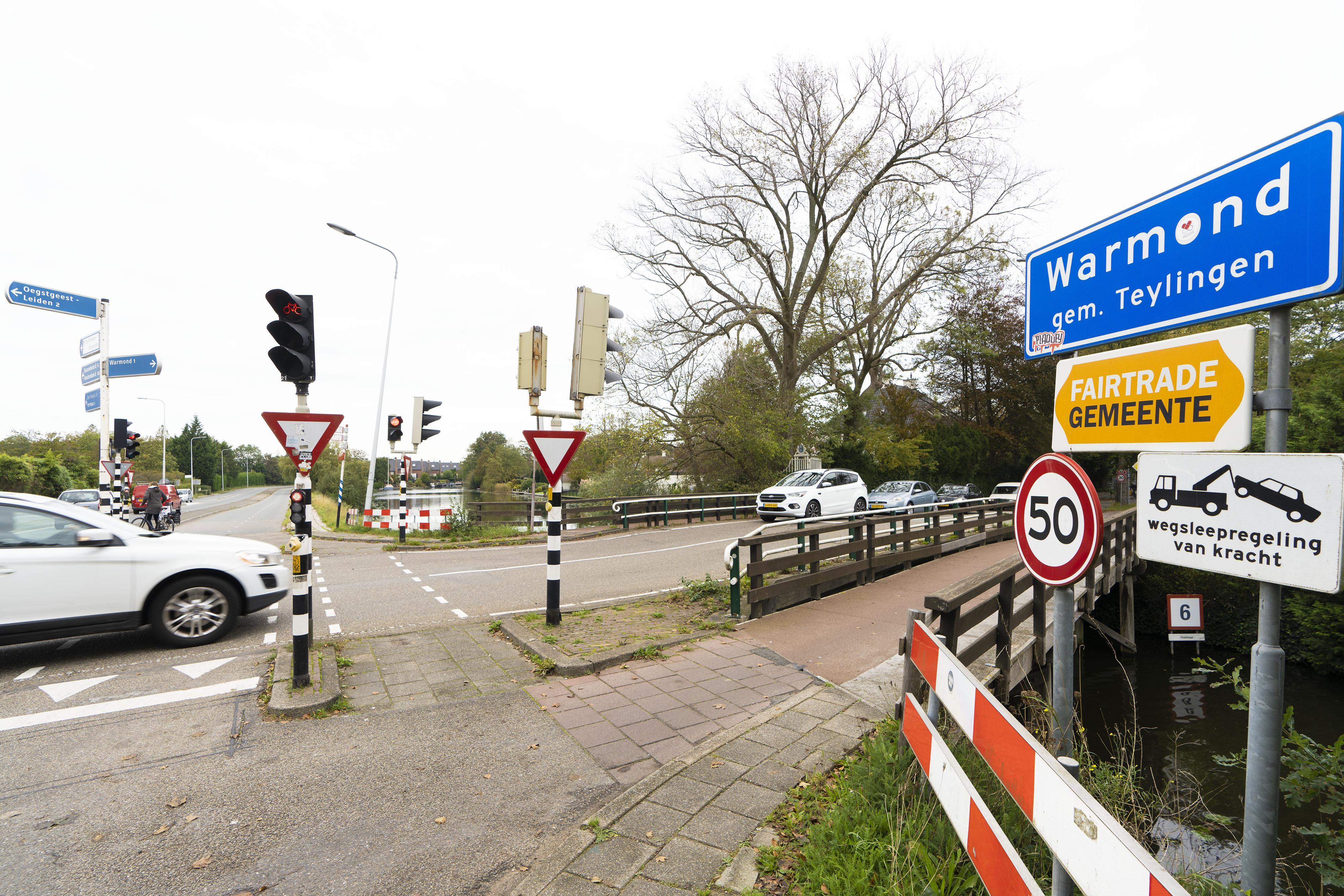 Vervangen tolhekbrug Warmond pas in najaar 2021