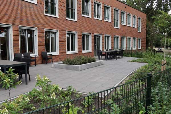 Corona-uitbraak in ouderenzorgcentrum Parkwijk in Hillegom