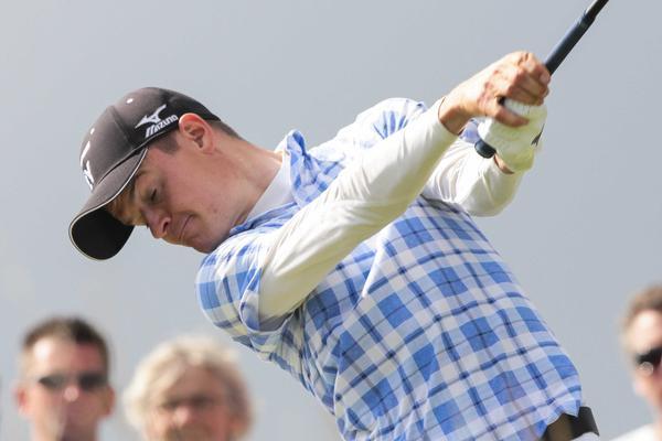 Golfer Daan Huizing zoekt naar 'frissigheid'
