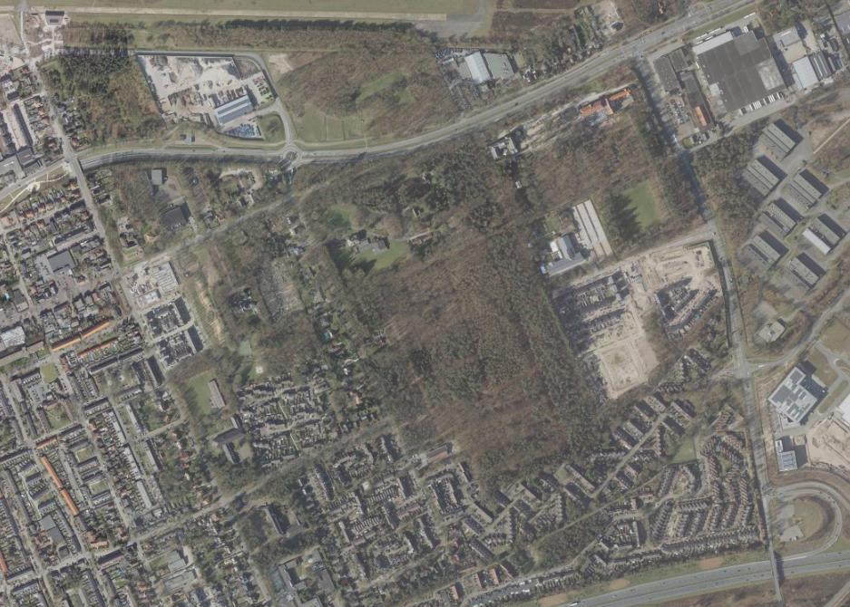 Veertig tot zestig betaalbare woningen op landgoed Oude Tempel in Soesterberg, de andere tweehonderd worden duurder