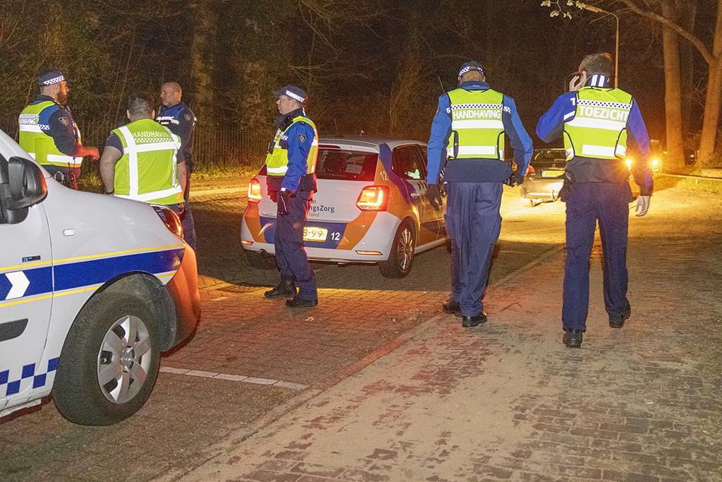 Vijftien jongeren beroven en mishandelen 17-jarige Haarlemmer in Santpoort-Noord