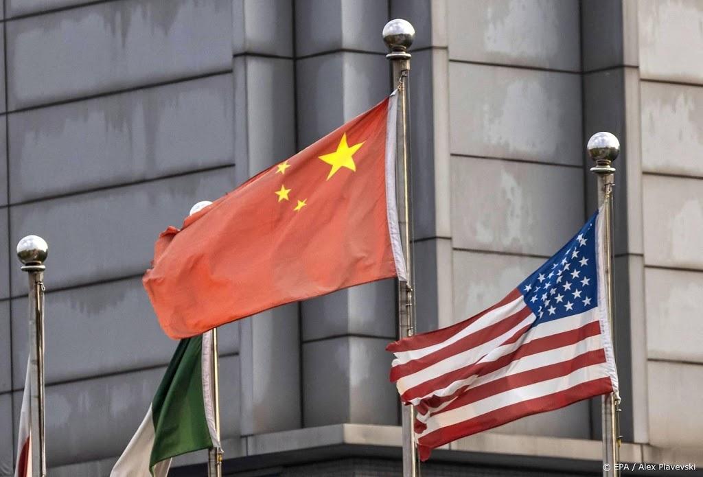 VS en Japan waarschuwen China om 'destabiliserend gedrag'