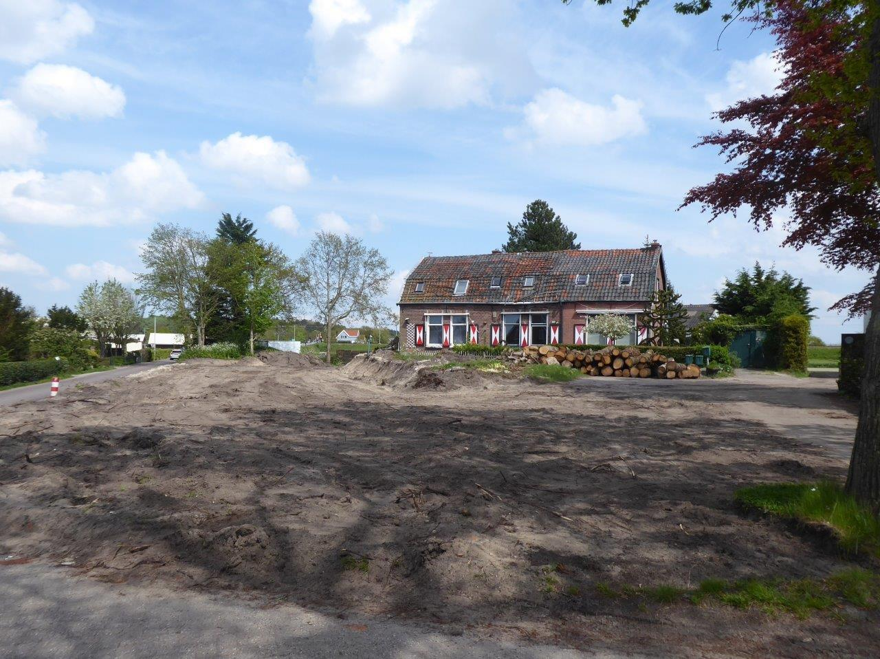Afgraven eeuwenoud stukje duin in Hillegom was mogelijk onrechtmatig