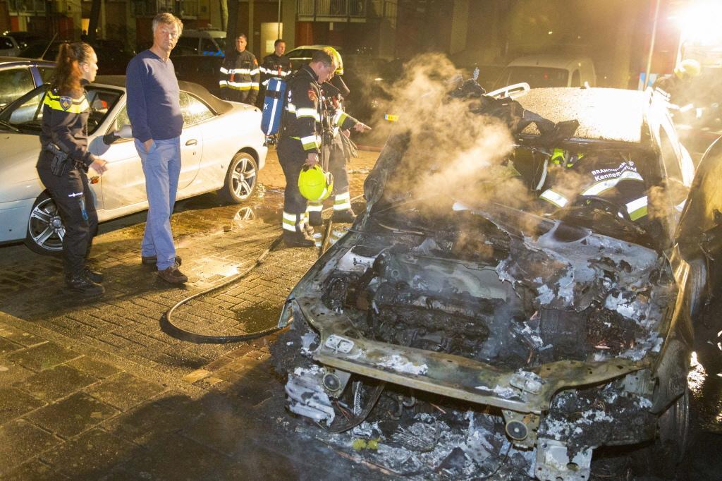 Lysander de R. niet meer verdacht van brandstichting auto Schneiders [update]