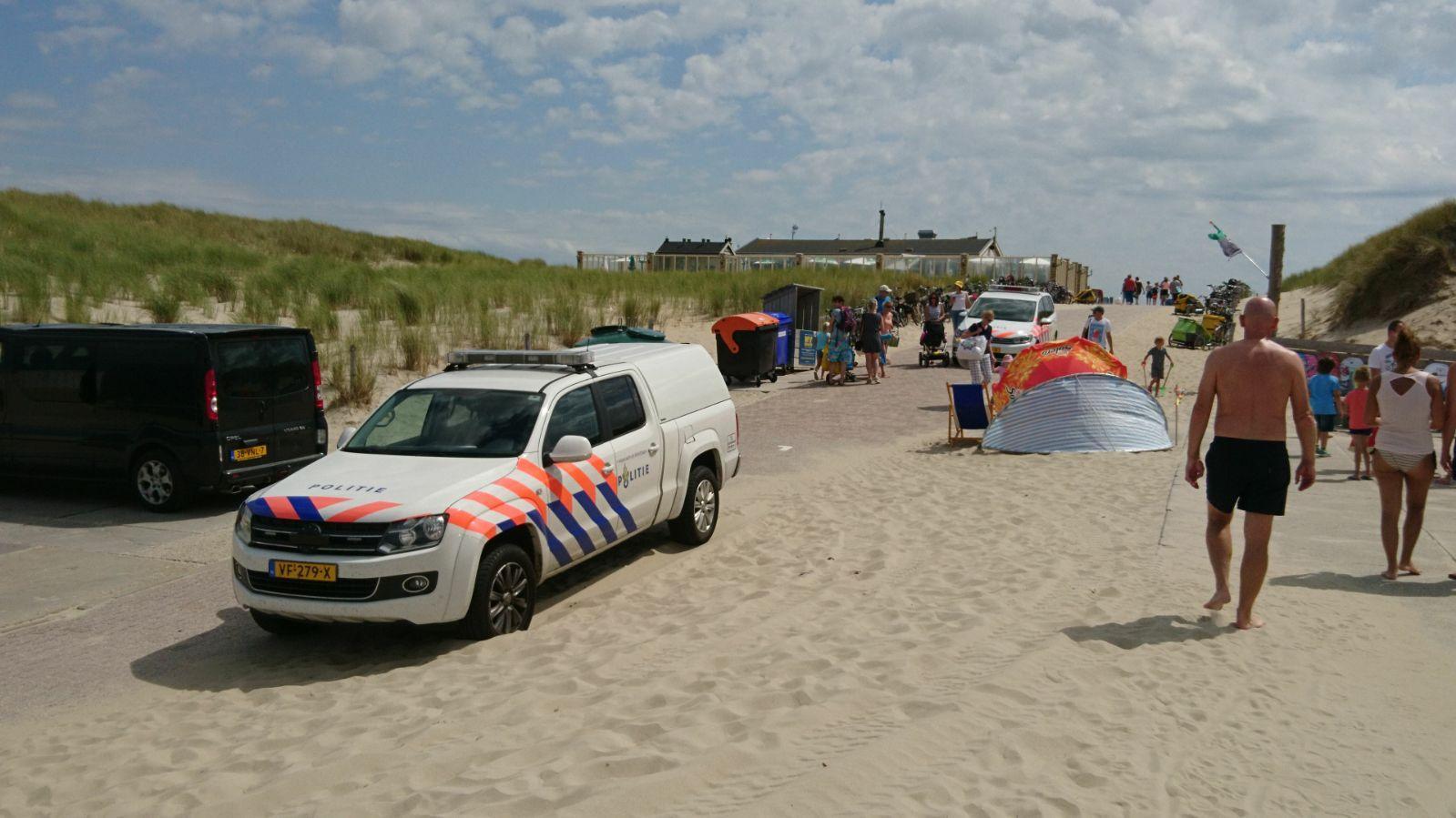 Grote zoekactie op Texel om vermist jongetje [update]