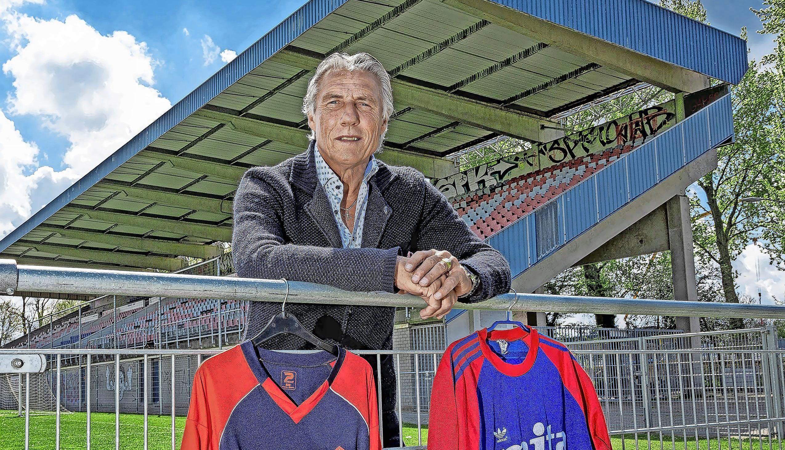 Het voetbalstadion in Haarlem-Noord ontplofte toen Joop Böckling ter hoogte van de penaltystip voor Frank Rijkaard opdook en de 3-3 tegen Ajax scoorde [video]