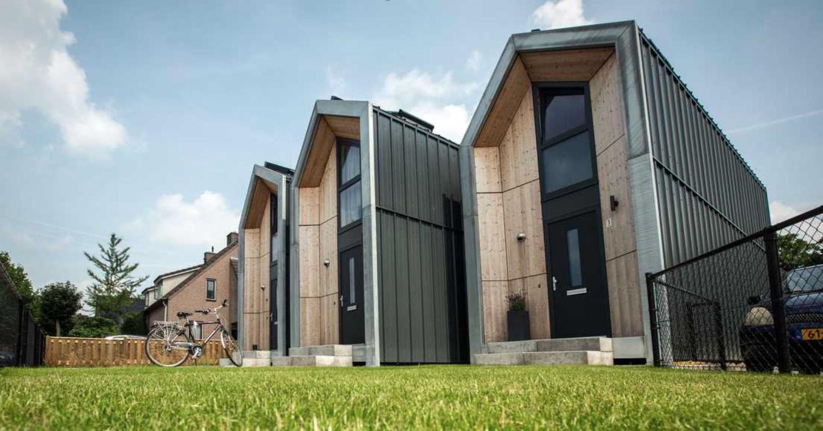 Paul Botman heeft grond, maar geen reactie van gemeente Enkhuizen: 'Hier kunnen wel 100 tiny houses'