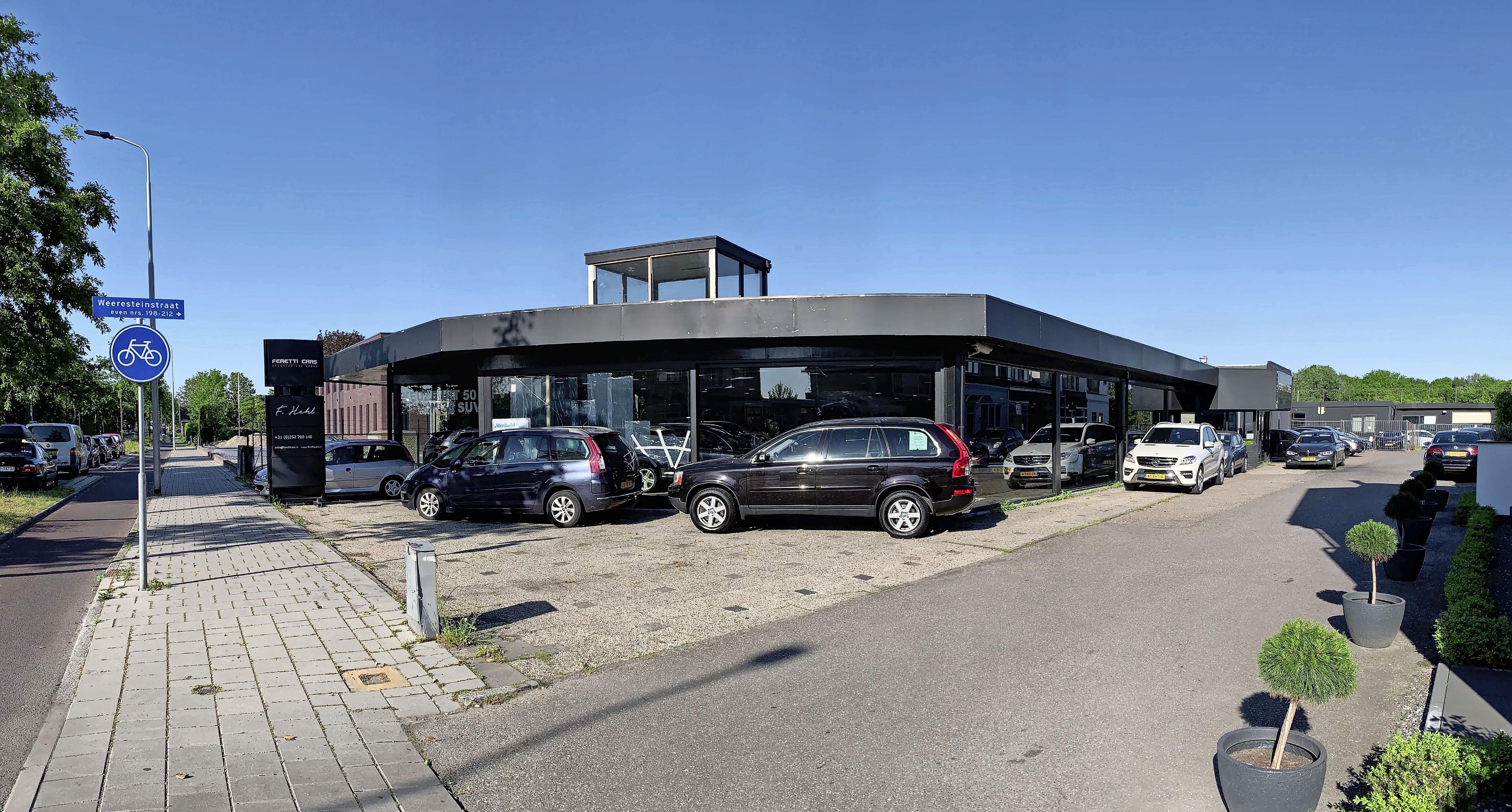 Hillegoms burgemeester sluit garagebedrijf Feretti Cars voor drie maanden na schietpartijen