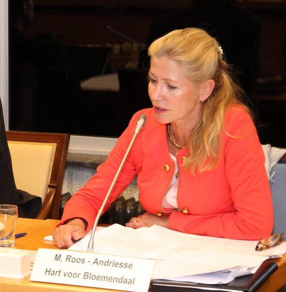 Geen getuigen bij proces raadslid Marielys Roos