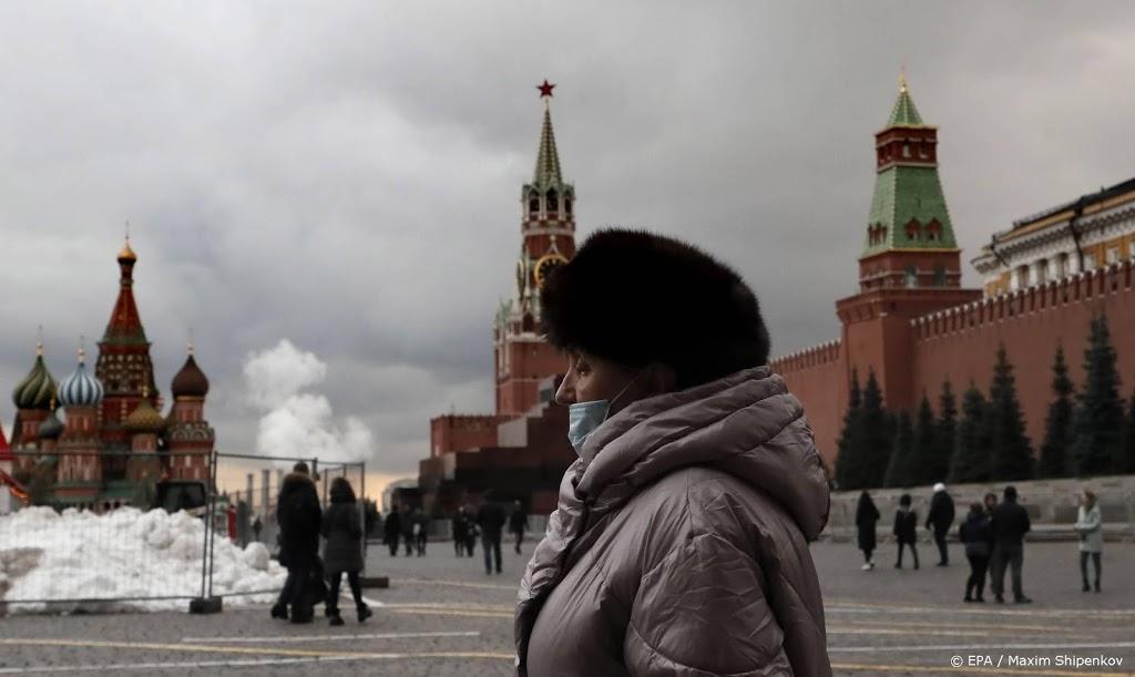 Rusland meldt recordaantal sterfgevallen en coronabesmettingen
