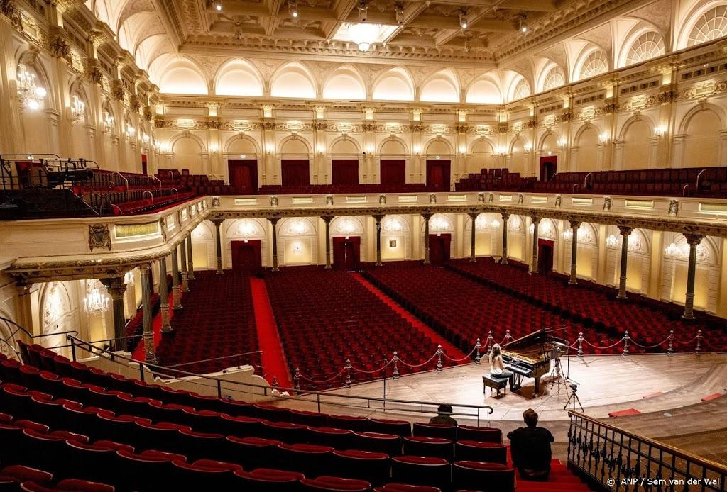 Kaartjes voor voorstellingen en concerten blijven langer geldig