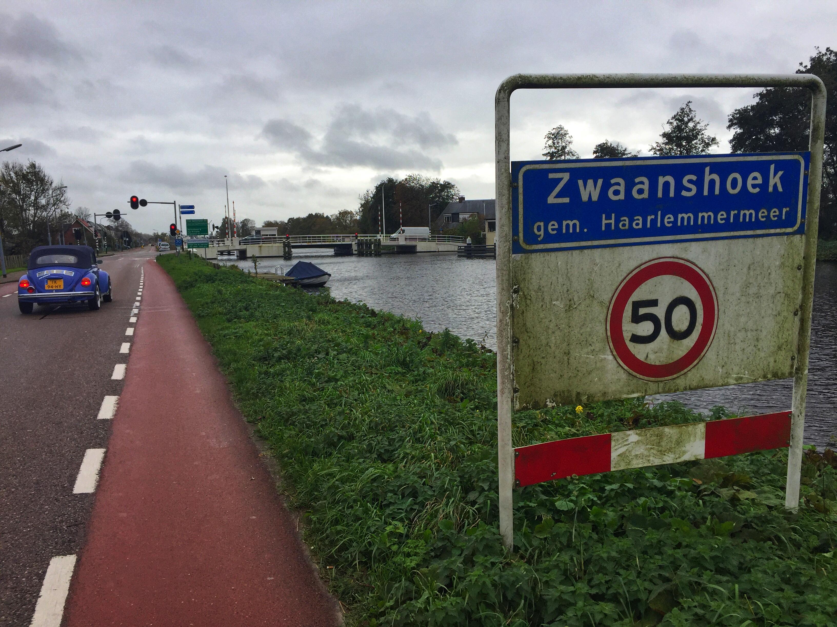 Twee 'knippen' nodig in Bennebroekerdijk om Zwaanshoek te ontlasten van doorgaand verkeer