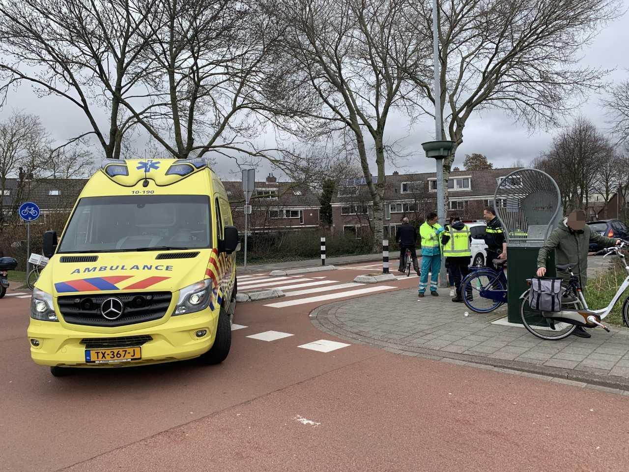Meisje gewond bij ongeluk in Alkmaar