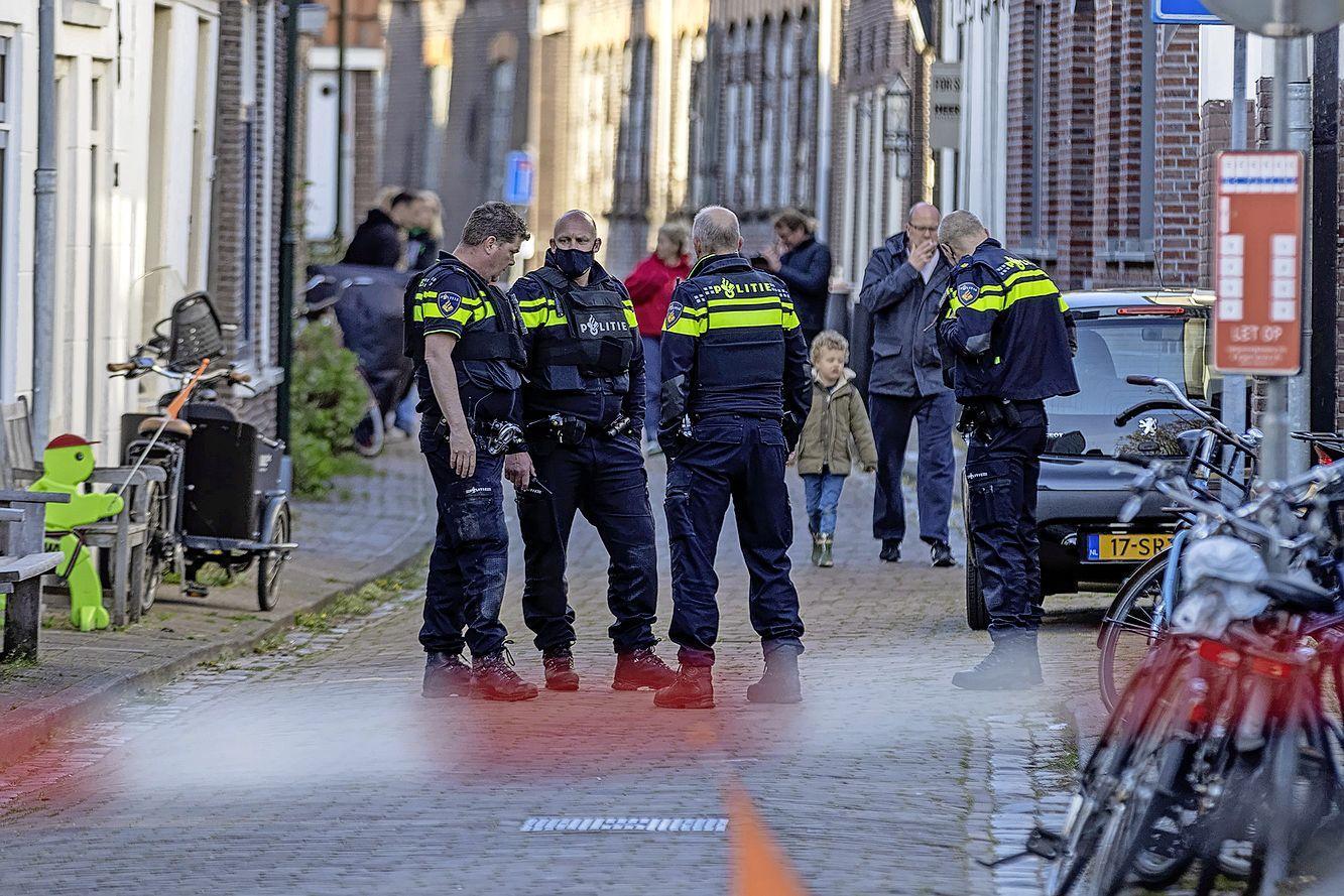 Politie heeft nog geen concrete aanwijzingen voor 'schietpartij' in Muiden; Geen slachtoffers of kogels gevonden, getuigenoproep gedaan