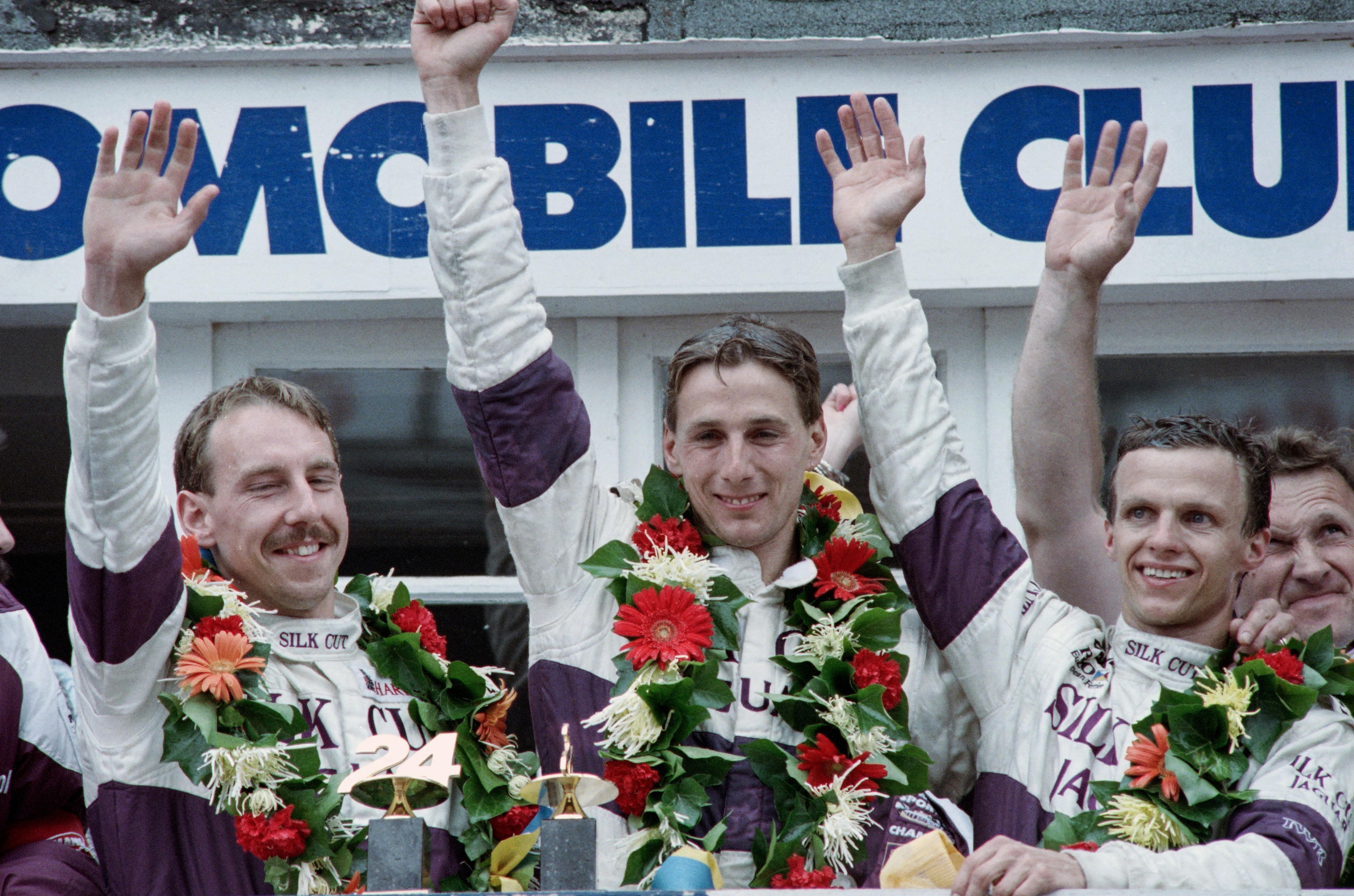 Op deze dag in 1988 werd Jan Lammers een racelegende: In zijn vier wist hij Jaguar zijn eerste overwinning op Le Mans in meer dan dertig jaar te bezorgen [video]