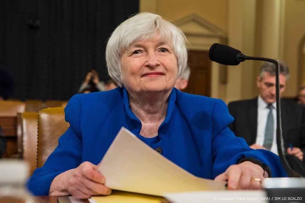 Amerikaanse Senaat stemt in met Yellen als minister van Financiën
