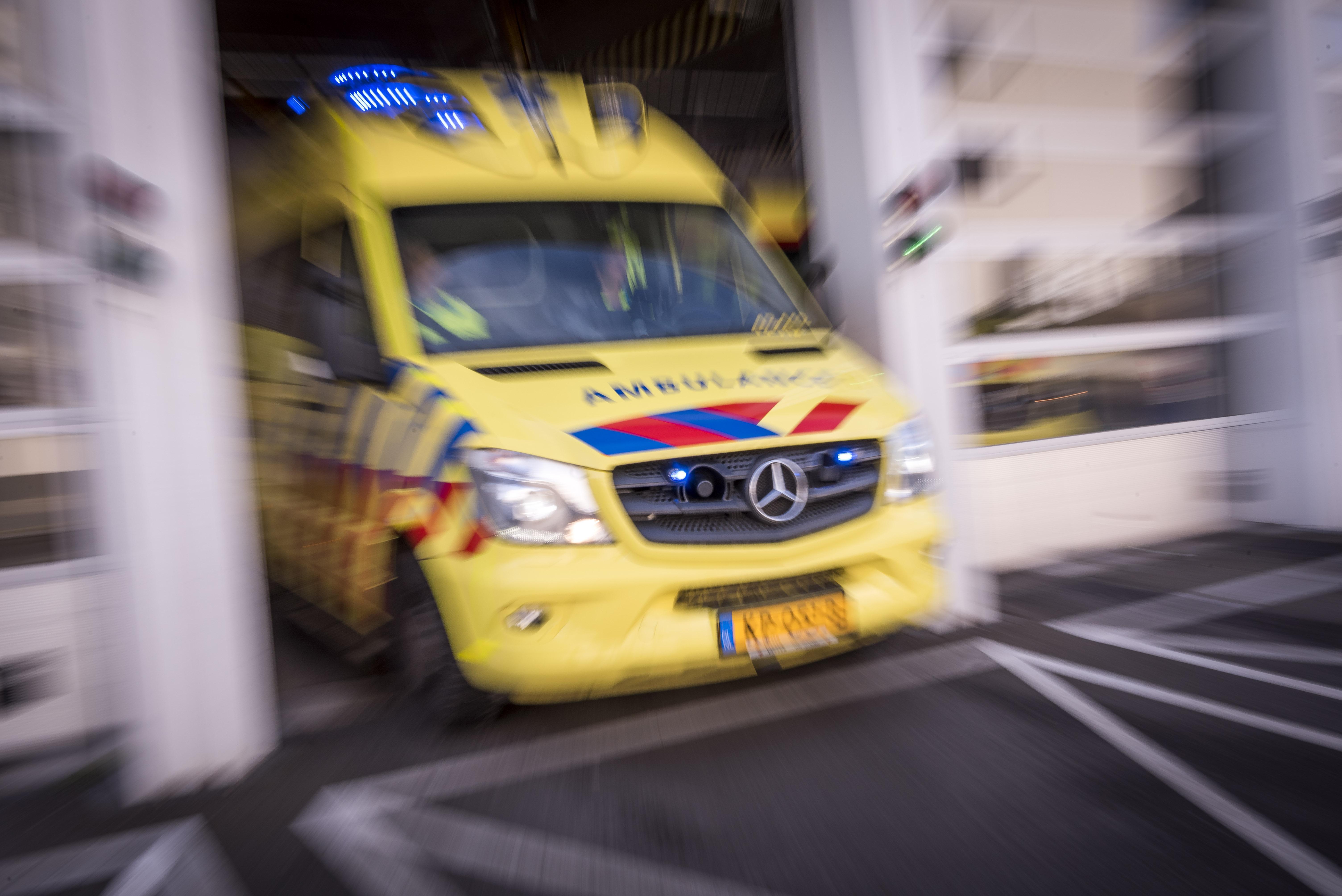 Eerste hulp kijkt online mee in ambulance: tijdwinst bij elke seconde die telt