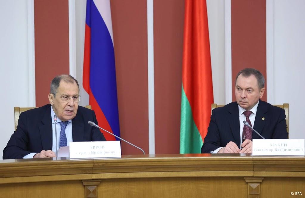 Rusland dringt aan op hervormingen in Wit-Rusland
