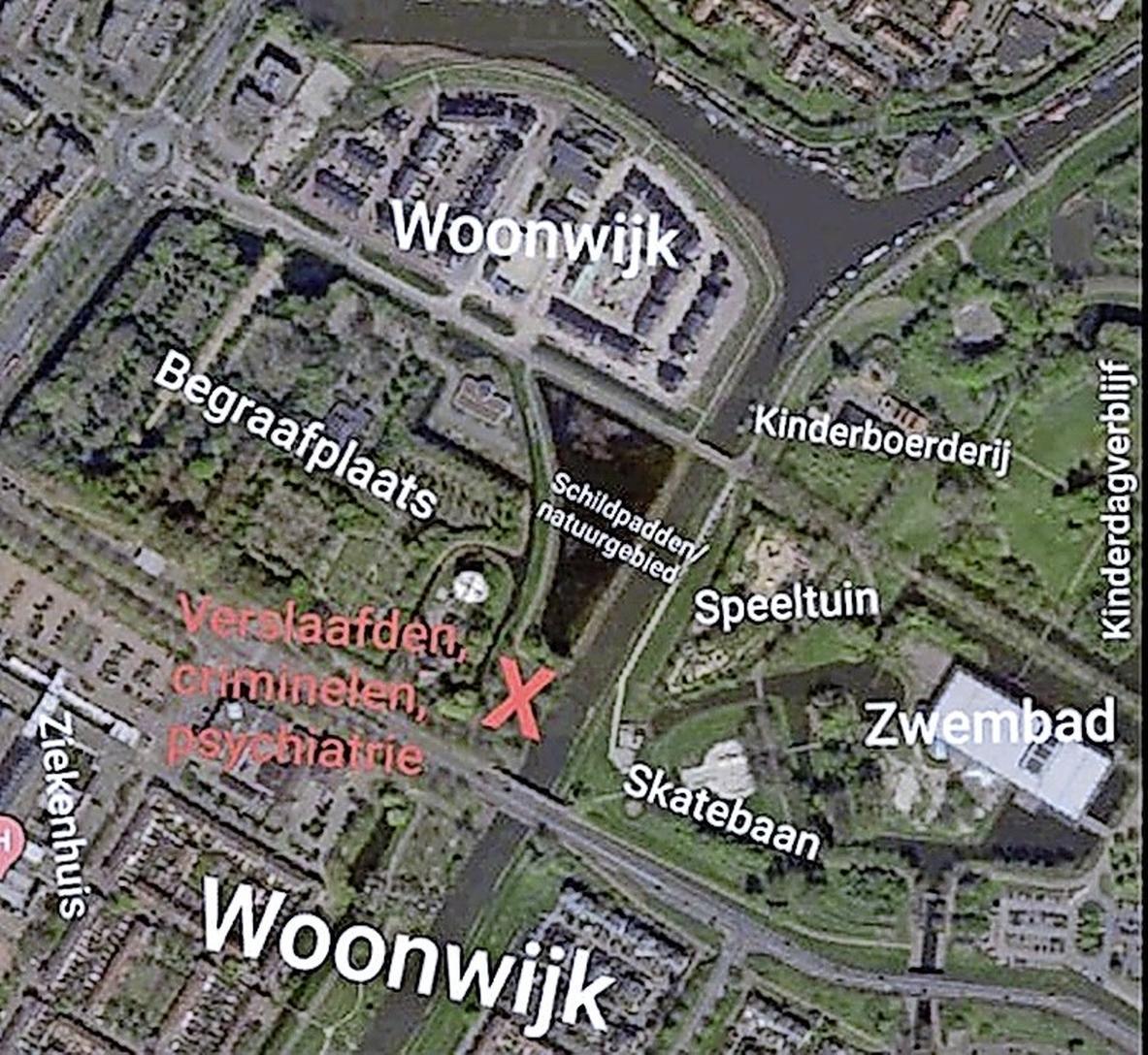 Besluit over locatie De Woonplek pas na 1 januari 2022, maakt Purmerends college bekend