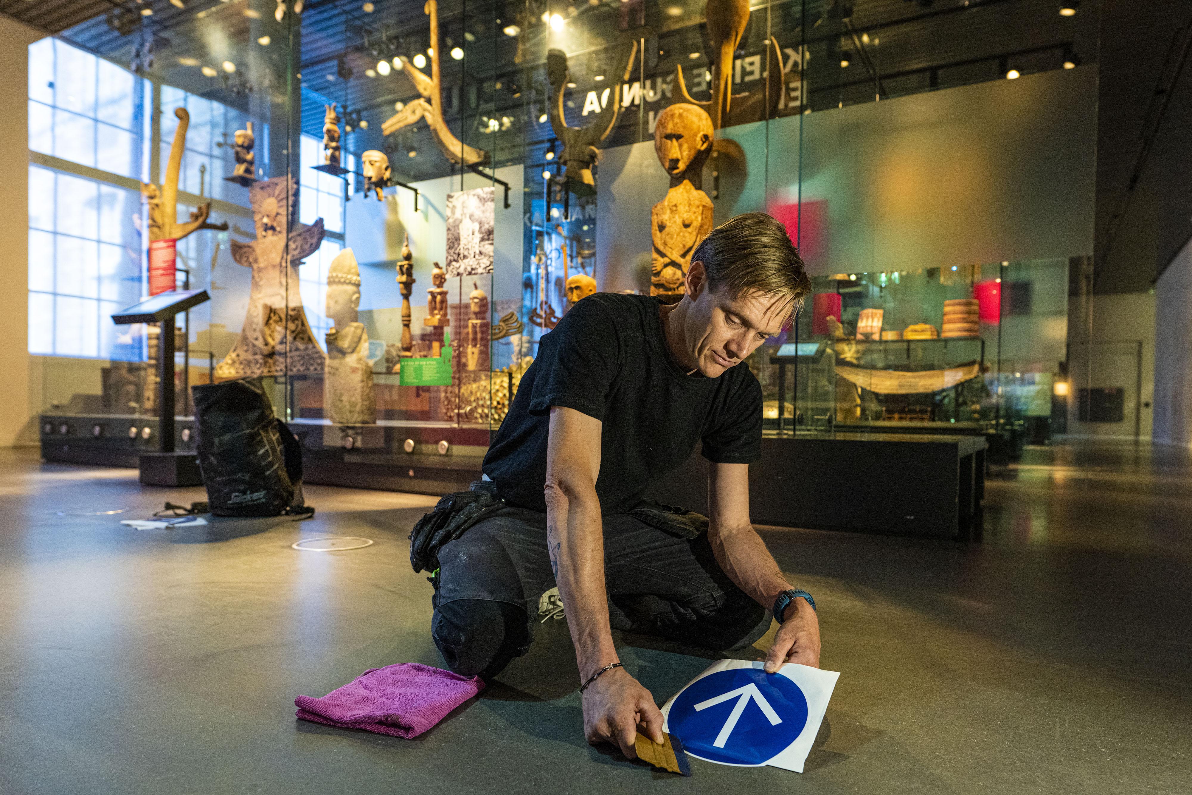Museumstad Leiden is klaar voor een herstart: looproutes, reserveren en eigen koptelefoons