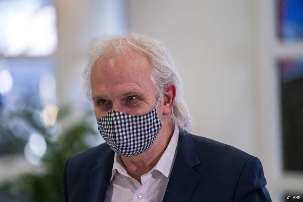 Broertjes stopt in 2022 als burgemeester Hilversum