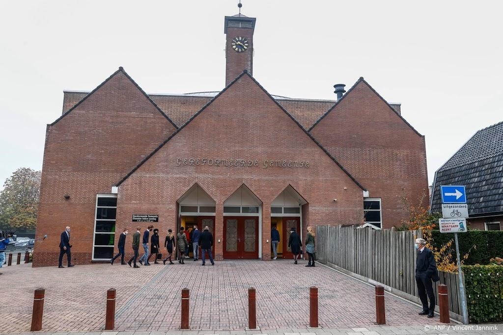 Opnieuw kerkdiensten met meer dan 30 bezoekers