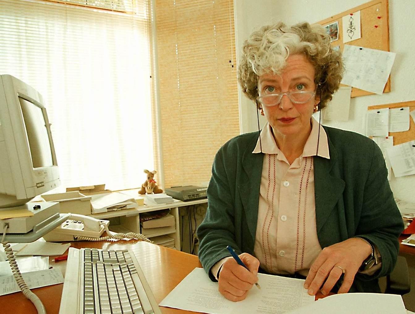Kea Fogelberg (1950 - 2021) streed voor het lot van de kwetsbaren