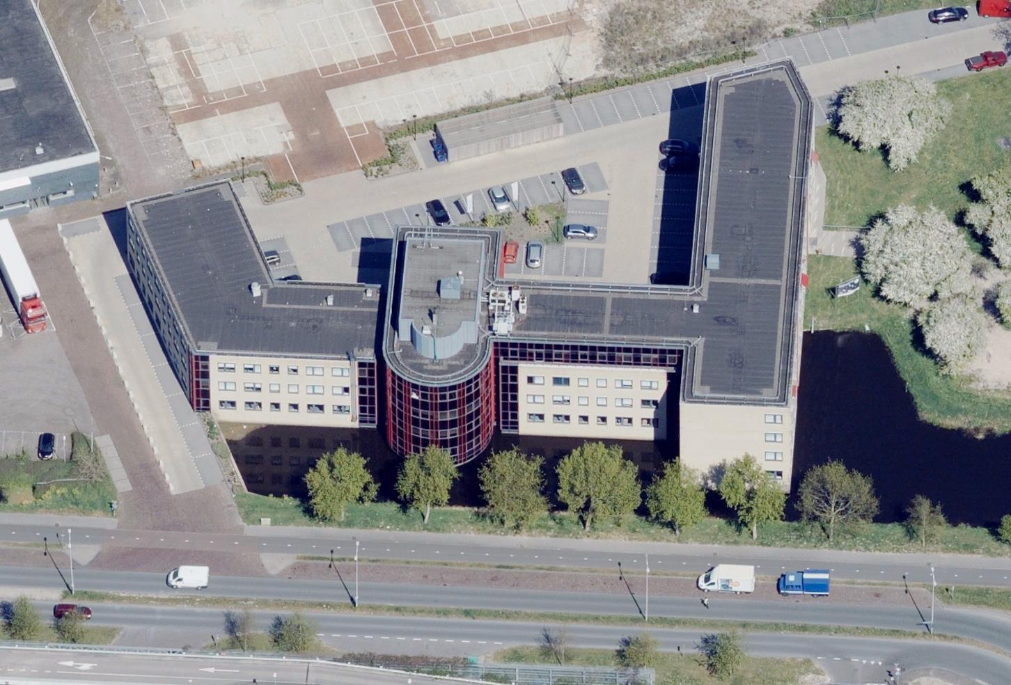 Alphens kantoorpand in Prinses Margrietstraat wordt appartementencomplex met 133 woningen