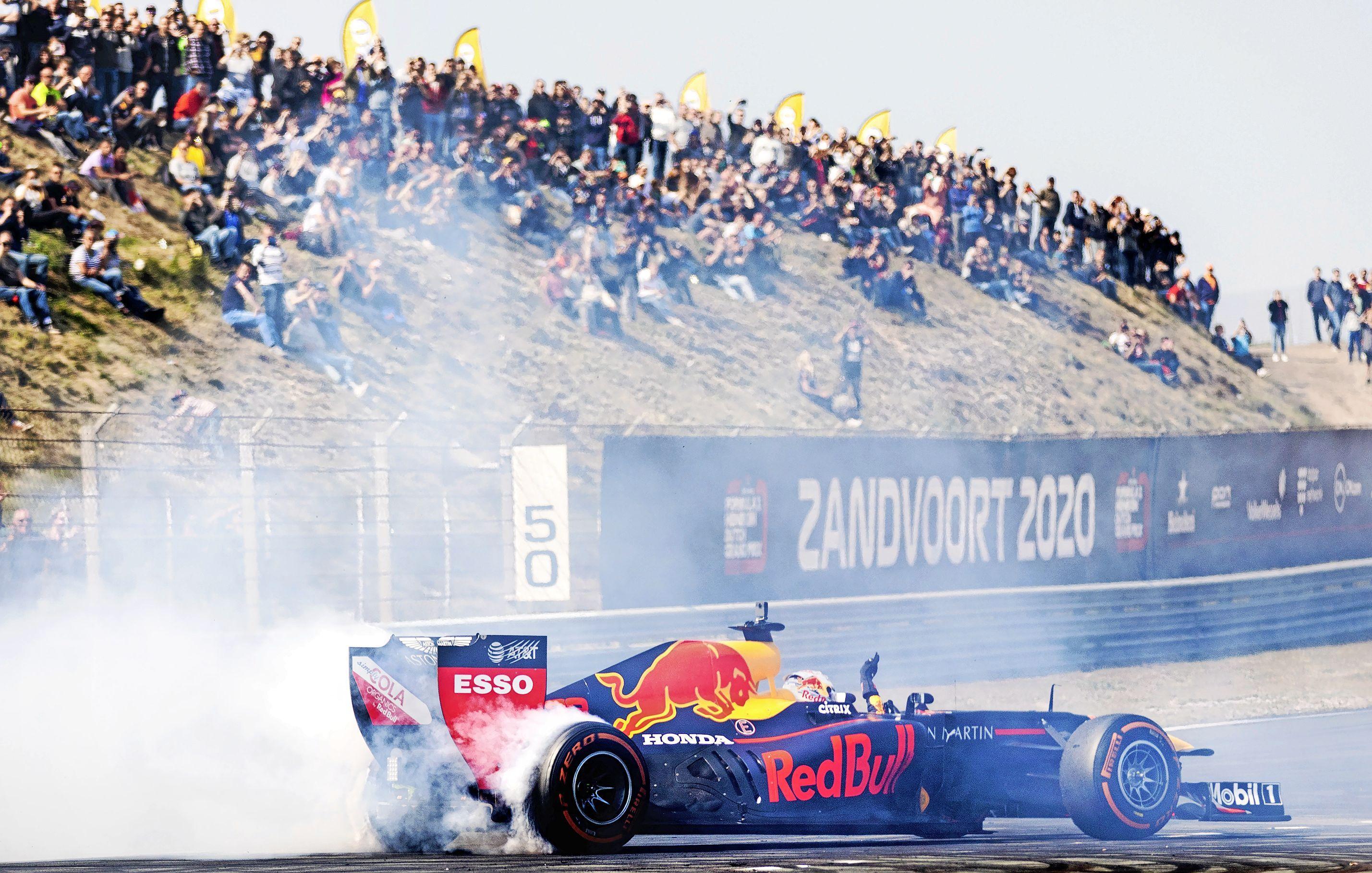 Zandvoort rekent ondanks coronamaatregelen op volle tribunes bij Formule 1