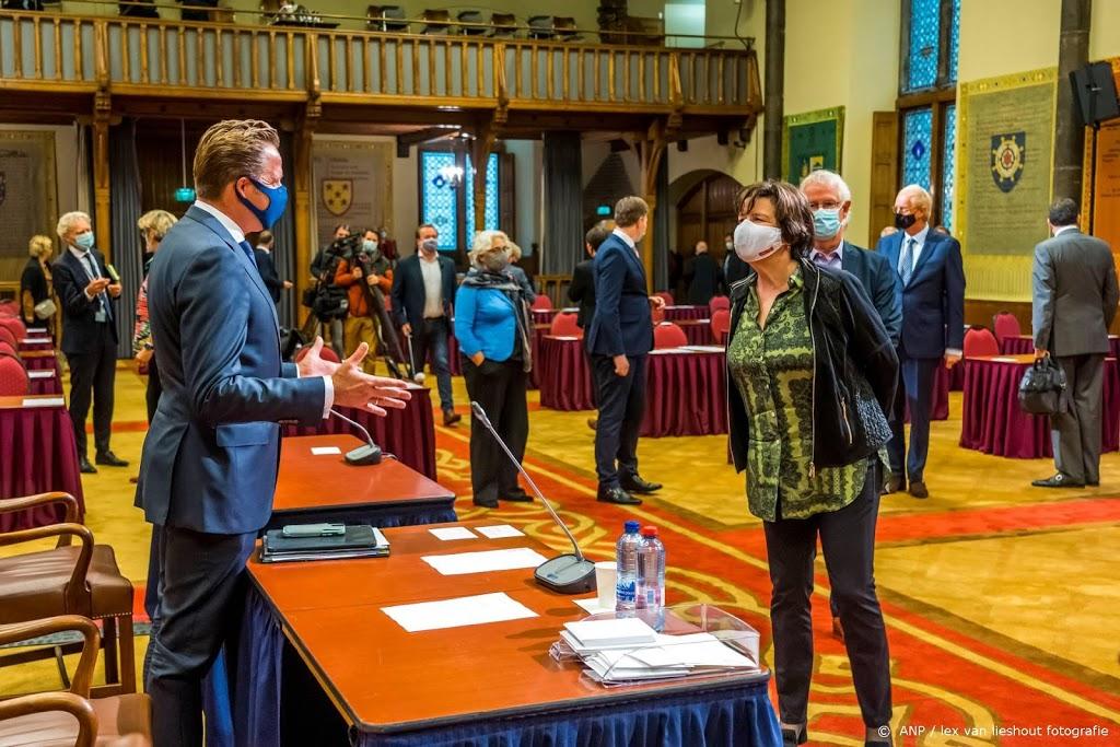 Eerste Kamer debatteert over tijdelijke coronaspoedwet