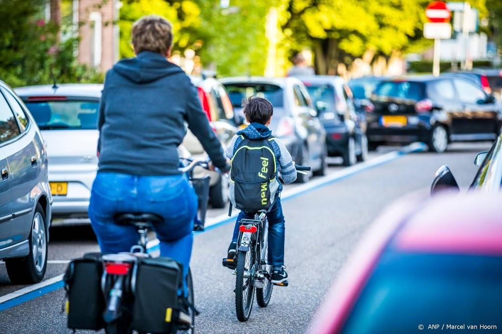 Nederlanders voelen zich veiliger in verkeer dan voorgaande jaren