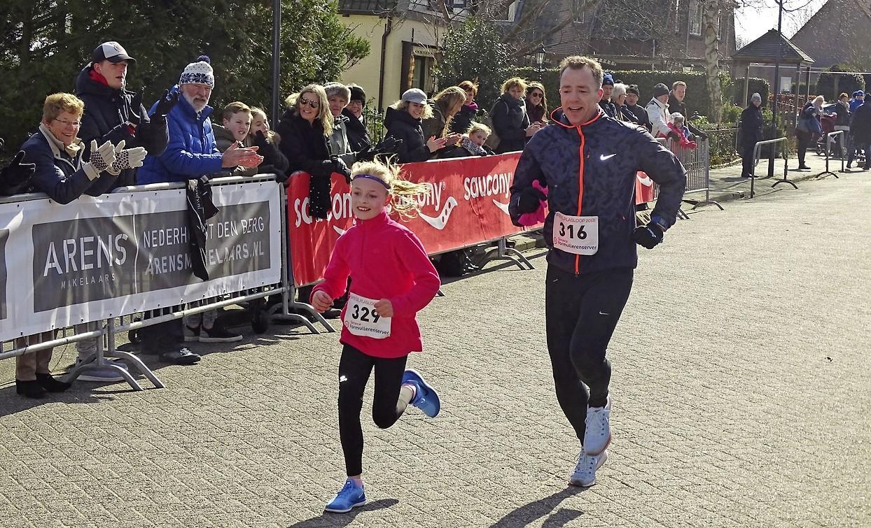 In Nederhorst helpt iedereen bij sportevenementen