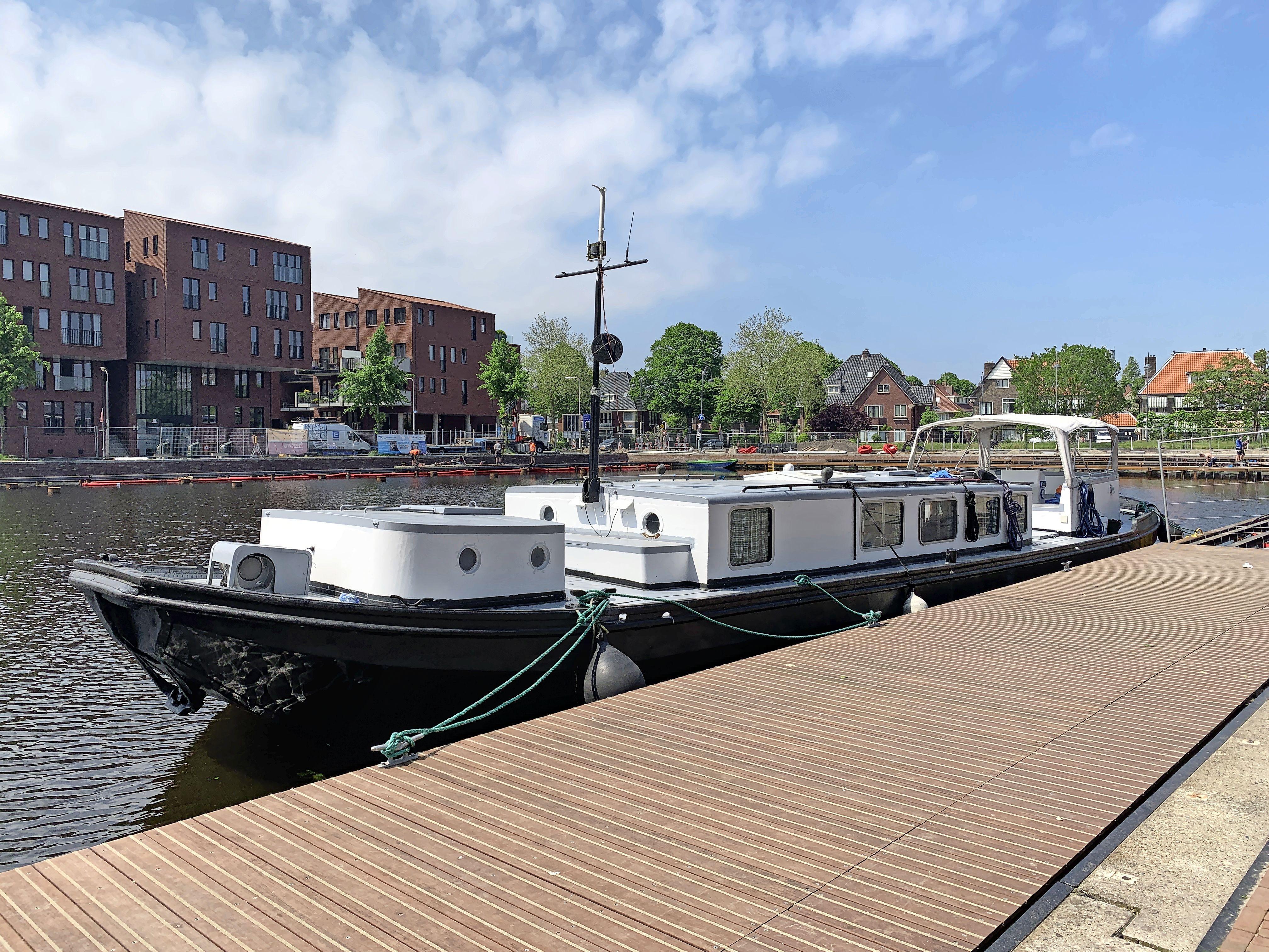 Gemeente Heemstede geeft toe: bewoners hadden geïnformeerd moeten worden over ligplaats schip De Olifant