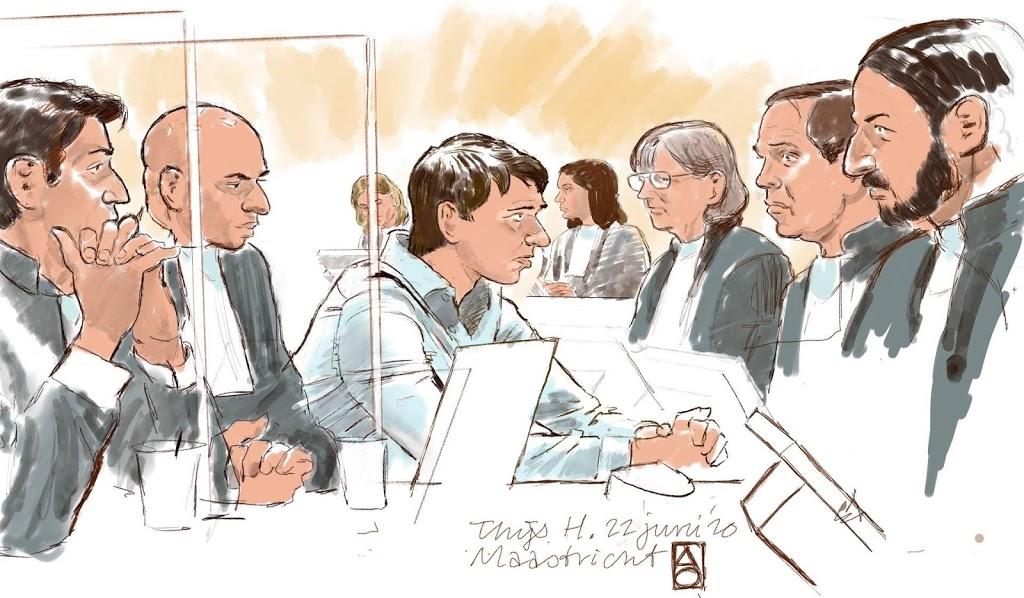 Hof houdt Thijs H. langer vast, volgende zitting is op 26 maart