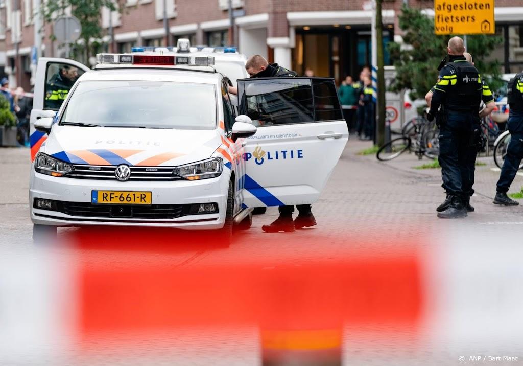 Verdachte steekpartij in supermarkt Den Haag langer vast