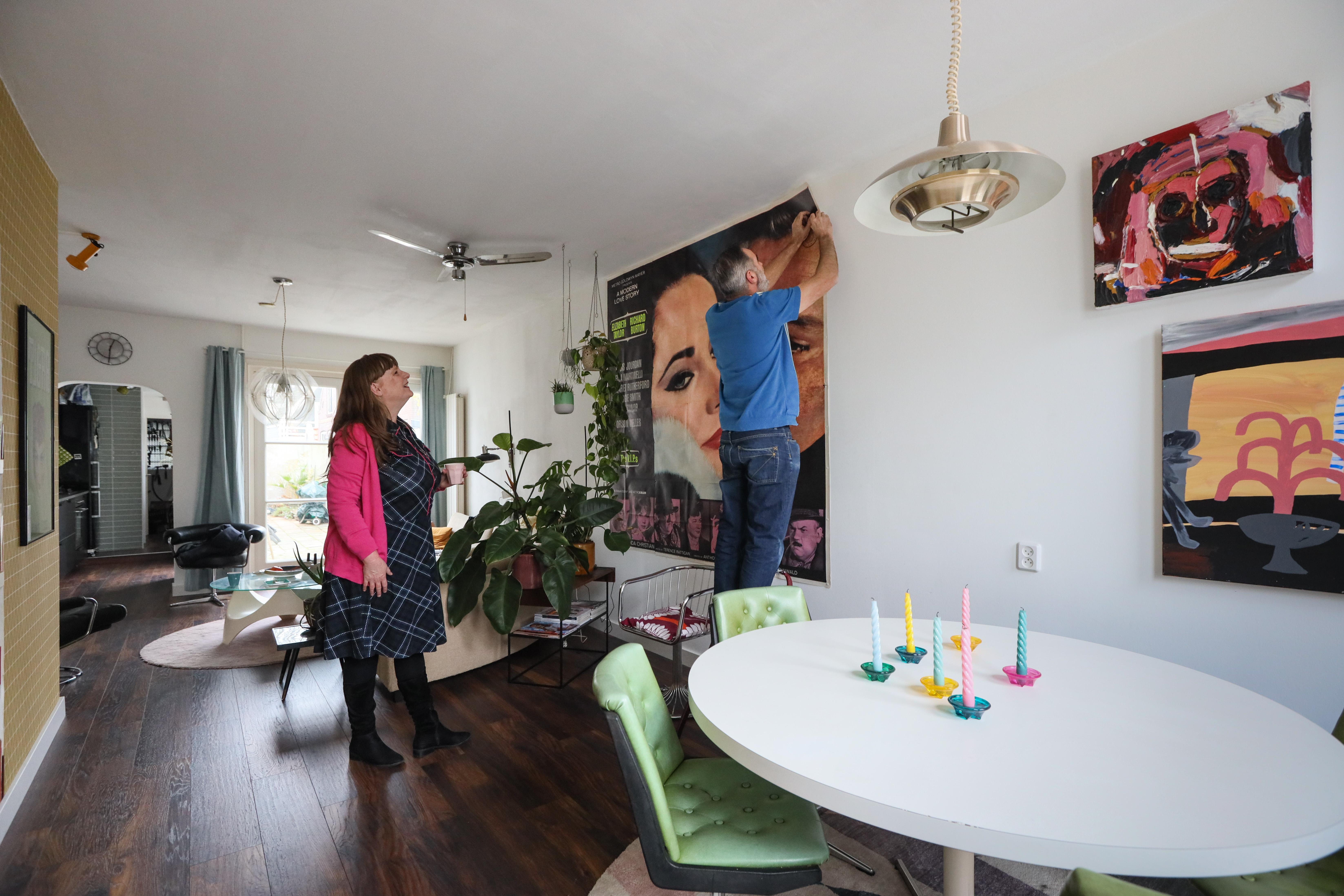 Een huis in Hoorn vol vintageschatten
