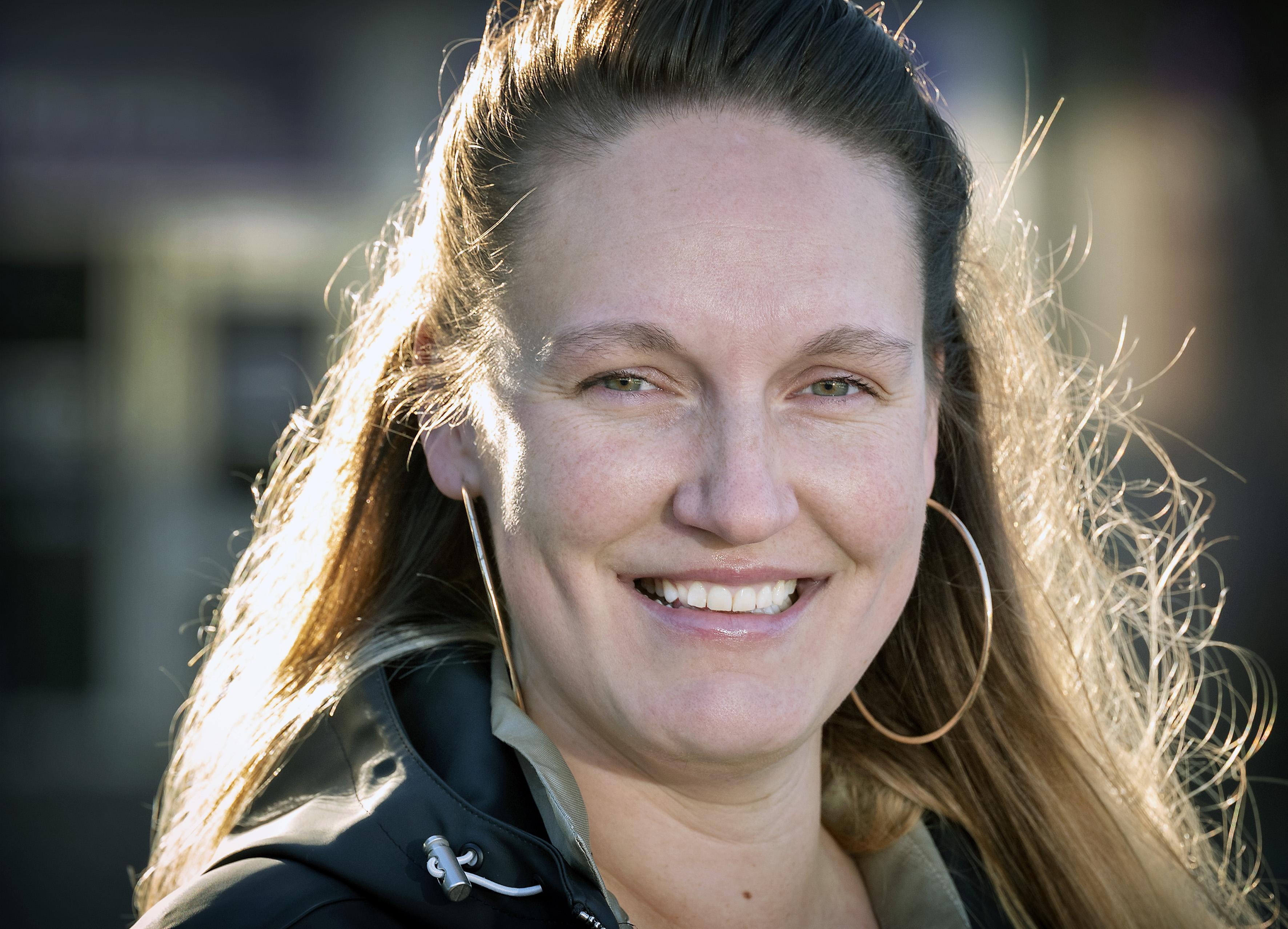 Nieuwe redactiechef Annelies Arendsen van Haarlems Dagblad wil nieuws een gezicht geven