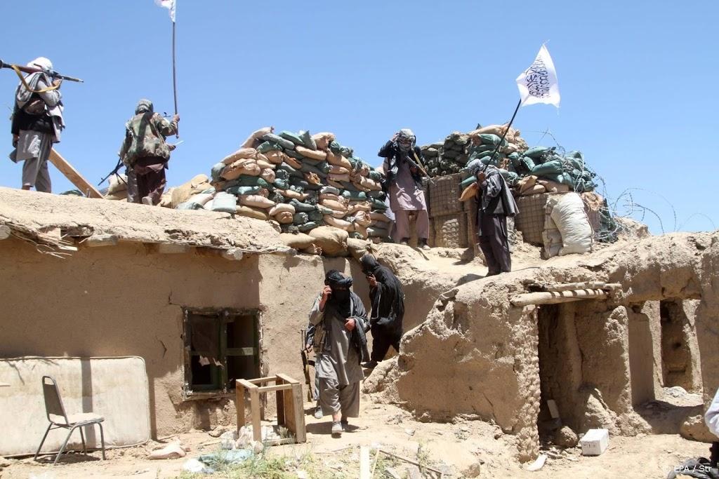 Taliban zijn blij met vertrek militairen VS uit Afghanistan