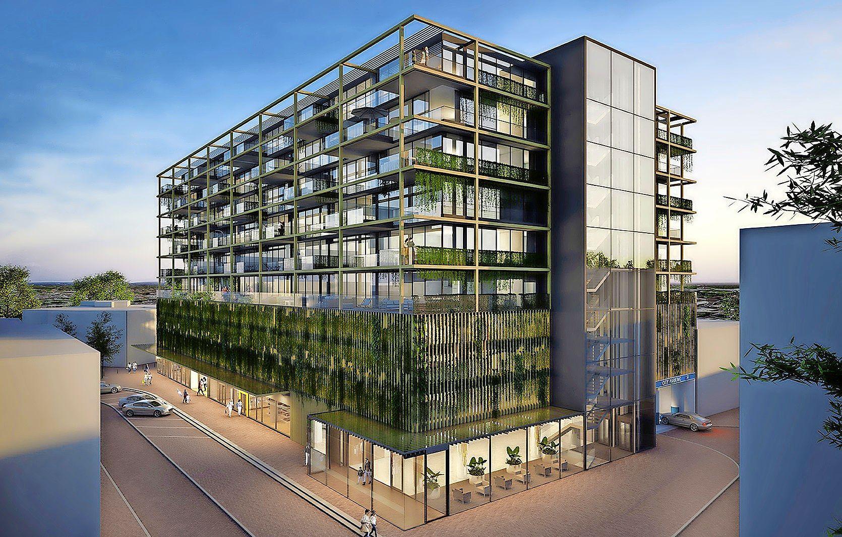 Hilversums college ziet plannen van woningen in parkeergarage Noordse Bosje wel zitten: 'Goed voor levendigheid in centrum'